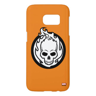 Ghost Rider Icon Samsung Galaxy S7 Case