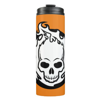 Ghost Rider Icon Thermal Tumbler