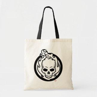 Ghost Rider Icon Tote Bag
