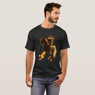 Ghost Rider on Horse T-Shirt