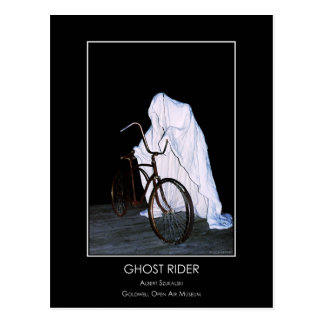 Ghost Rider R513 Tarjeta Postal
