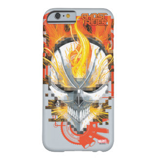 Ghost Rider Skull Badge Barely There iPhone 6 Case