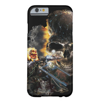 Ghost Rider & Skull Barely There iPhone 6 Case
