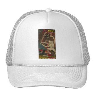 ghost rider trucker hat