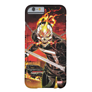 Ghost Rider With Knives Barely There iPhone 6 Case