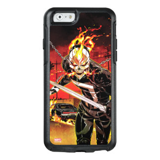 Ghost Rider With Knives OtterBox iPhone 6/6s Case