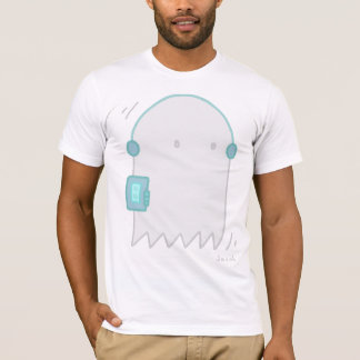 Ghost Ridin' the Walkman T-Shirt