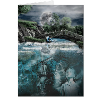 Ghost River Card