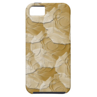 Ghost Roses with Your Choice Background Color iPhone SE/5/5s Case
