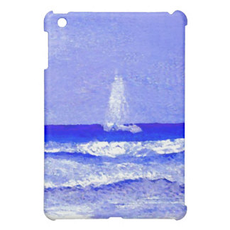 Ghost Sails CricketDiane Ocean Art iPad Mini Cover