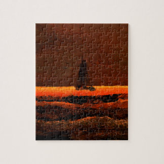 Ghost Sails CricketDiane Sailing Ocean Art Puzzles