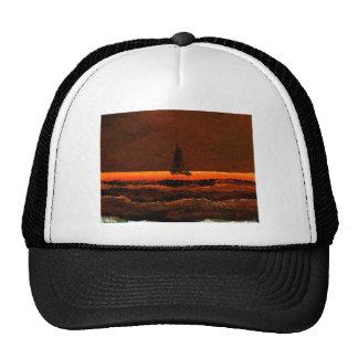 Ghost Sails CricketDiane Sailing Ocean Art Trucker Hat