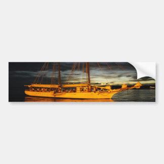 Ghost Ship Bumper Stickers