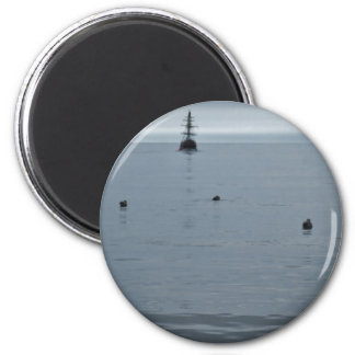Ghost Ship Magnet