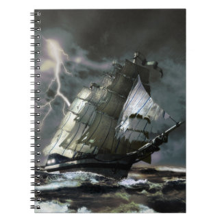 Ghost Ship Notebook