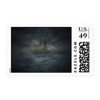 Ghost Ship Postage