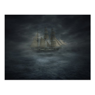 Ghost Ship Post Cards