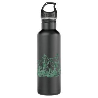 Ghost Ship Water Bottle