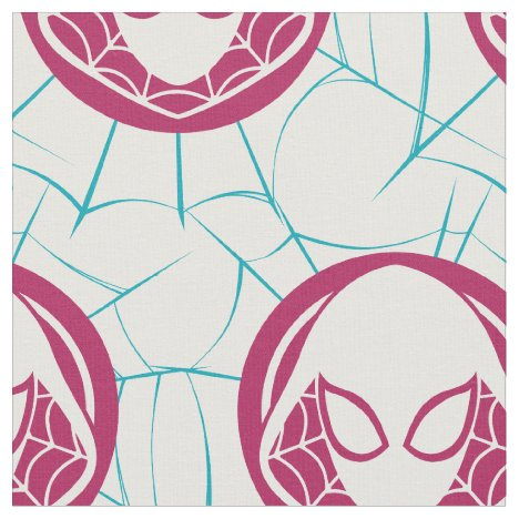 Ghost-Spider Icon Fabric