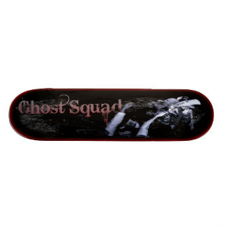 Ghost Squad Customized Board Skateboards