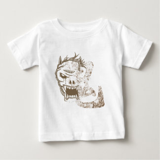 Ghost Tattoo Baby T-Shirt