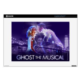 "GHOST - The Musical Logo 15"" Laptop Skin"