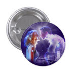 GHOST - The Musical Logo 1 Inch Round Button