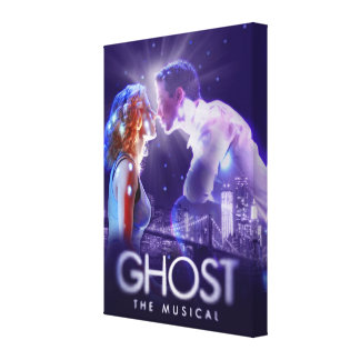 GHOST - The Musical Logo Canvas Print