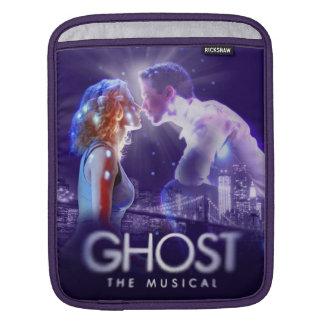 GHOST - The Musical Logo iPad Sleeves
