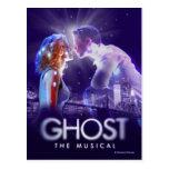 GHOST - The Musical Logo Postcard