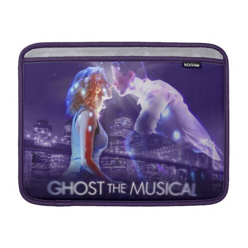 GHOST - The Musical Logo Sleeves For MacBook Air