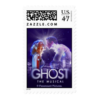 GHOST - The Musical Logo Stamp