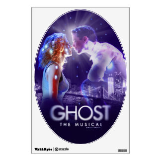 GHOST - The Musical Logo Wall Graphics