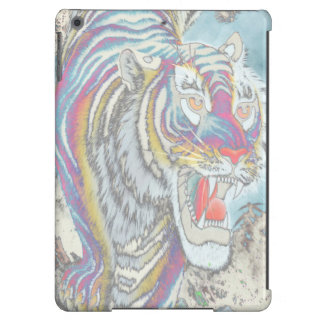 Ghost Tiger iPad Case All Options