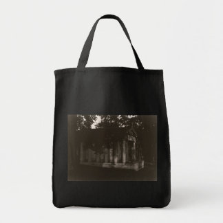 Ghost Tomb Distance Grocery Tote