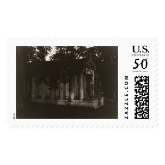 Ghost Tomb Distance US Stamp
