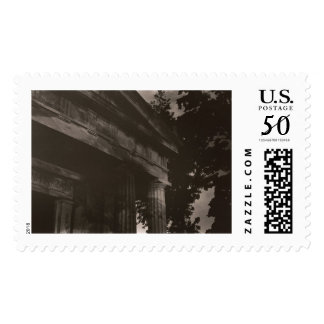 Ghost Tomb US Stamp
