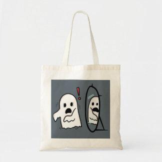 ghost. tote bag