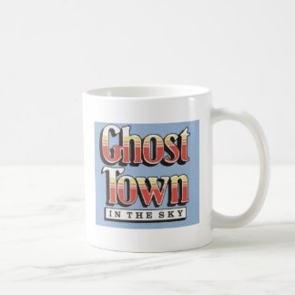 Ghost Town in the Sky Amusement Park Maggie Valley Mug