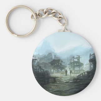 Ghost Town Keychain