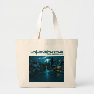 Ghost Town Large Tote Bag