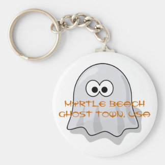 Ghost Town USA Keychain