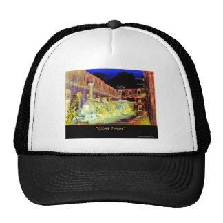 """Ghost Train"" Classic Trucker Hat"