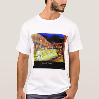 """Ghost Train"" EDUN LIVE Genesis Unisex Standard T-Shirt"