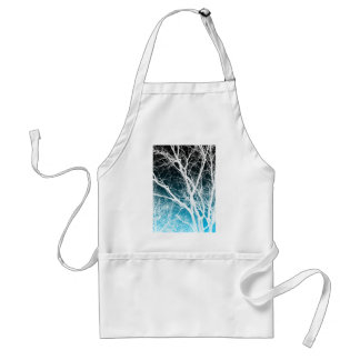 ghost tree adult apron