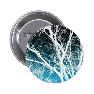 ghost tree pinback button