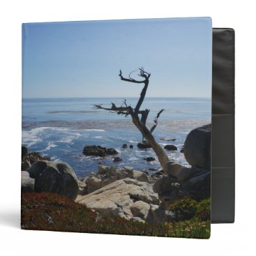 EverydayLifeSF Ghost Tree – Scenic 17 Mile Drive Binder
