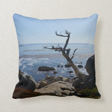 EverydayLifeSF Ghost Tree – Scenic 17 Mile Drive Pillow