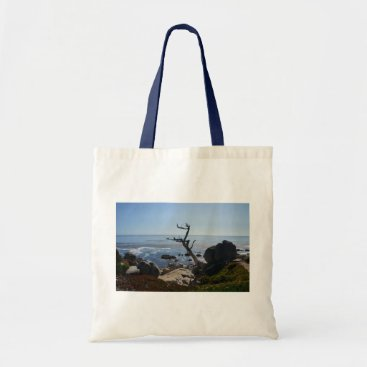 EverydayLifeSF Ghost Tree - Scenic 17 Mile Drive Tote Bag