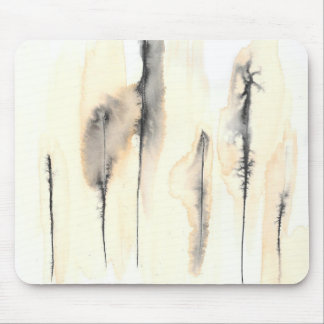 Ghost Trees 3 Mouse Pad